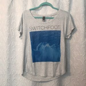 Switchfoot Band Tee